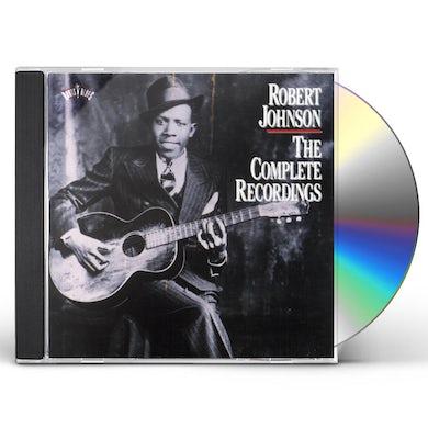 Robert Johnson COMPLETE RECORDINGS CD