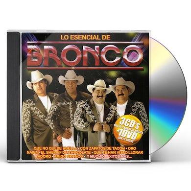 Bronco ESENCIAL CD