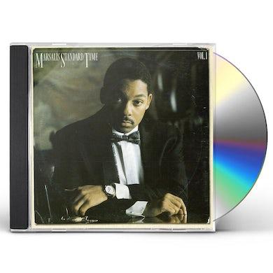 Wynton Marsalis VOL. 1-MARSALIS STANDARD TIME CD