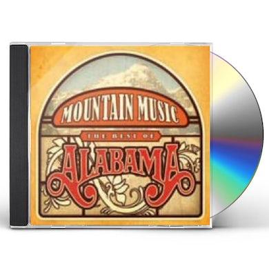 Alabama MOUNTAIN MUSIC: BEST OF CD