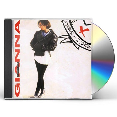 Gianna Nannini X FORZA E X AMORE CD
