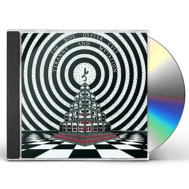 Blue Oyster Cult TYRANNY & MUTATION CD
