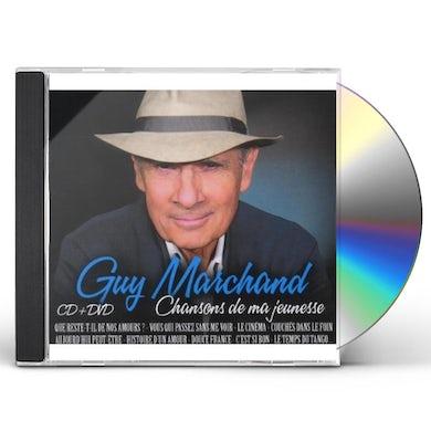 Guy marchand CHANSONS DE MA JEUNESSE CD