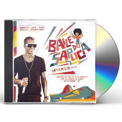 Sapucapeta O BAILE DO SAPUCA CD
