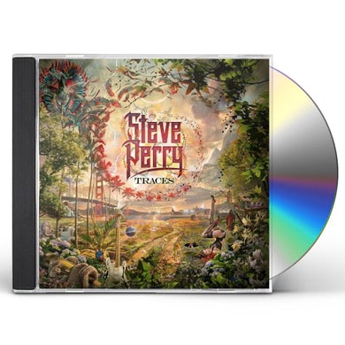 Steve Perry  TRACES CD