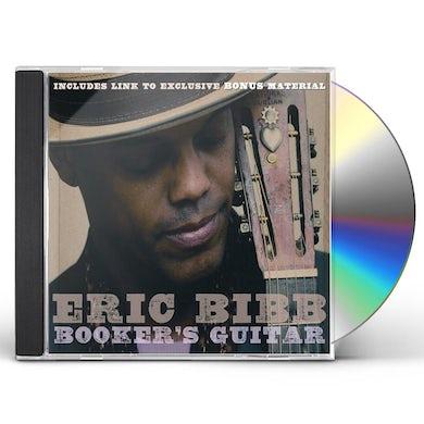 Eric Bibb BOOKER'S GUITAR CD