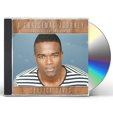 Derrick Davis A CHRISTMAS JOURNEY CD