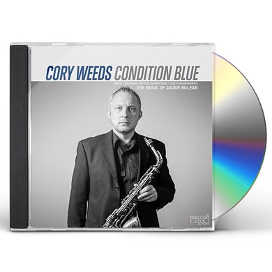 Cory Weeds CONDITION BLUE: THE MUSIC OF JACKIE MCLEAN CD
