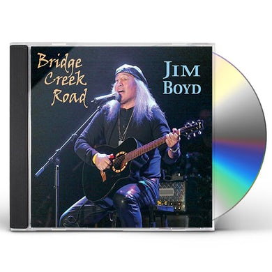 Jim Boyd BRIDGE CREEK ROAD CD