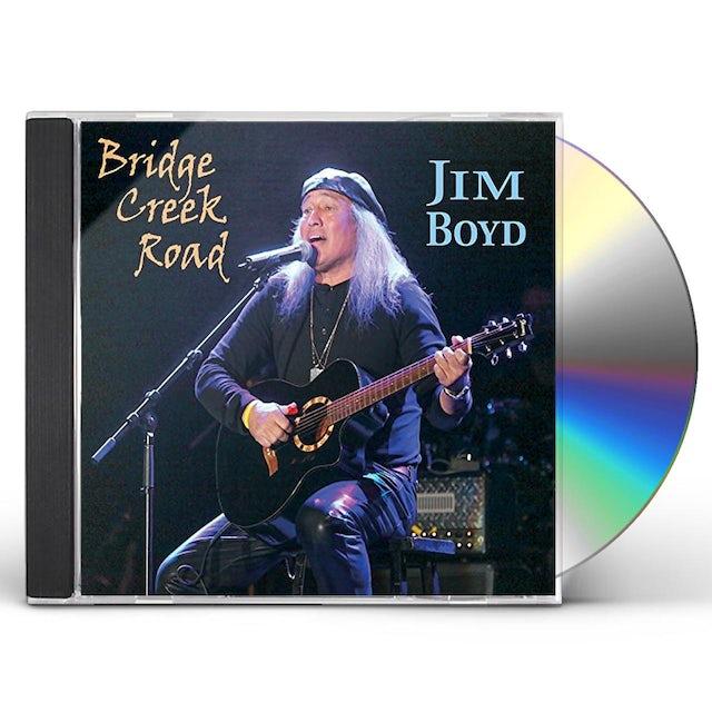 Jim Boyd BRIDGE CREEK ROAD CD