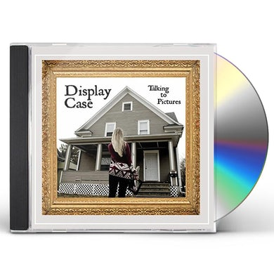 Display Case TALKING TO PICTURES CD