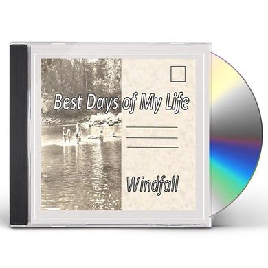 Windfall BEST DAYS OF MY LIFE CD