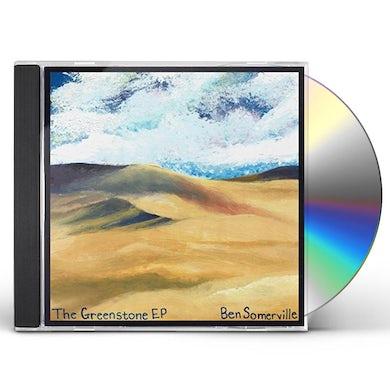 Ben Somerville GREENSTONE CD