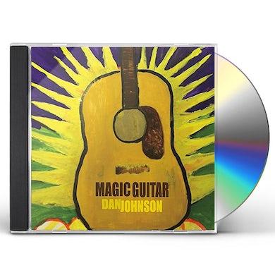 Dan Johnson MAGIC GUITAR CD