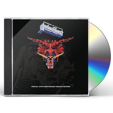 Judas Priest DEFENDERS OF THE FAITH 30TH ANNIVERSARY EDITION CD
