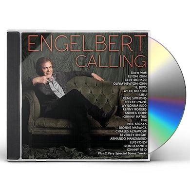 Engelbert Humperdinck ENGELBERT CALLING: DELUXE EDITION CD