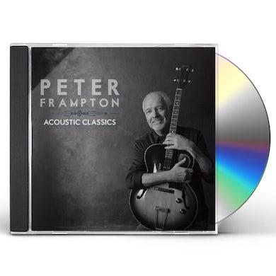 Peter Frampton ACOUSTIC CLASSICS CD