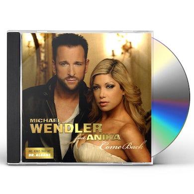 Michael Wendler COME BACK CD