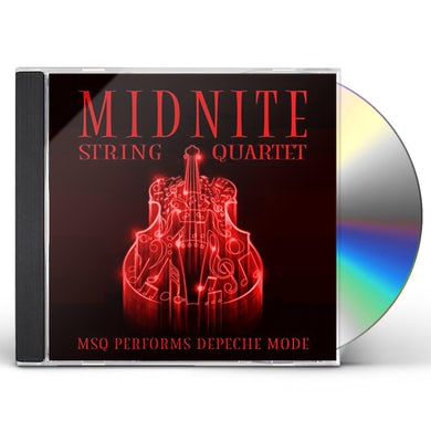 Midnite String Quartet MSQ PERFORMS DEPECHE MODE (MOD) CD