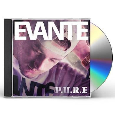 Evante P.U.R.E. CD