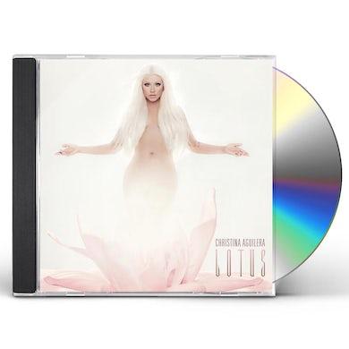 Christina Aguilera LOTUS CD
