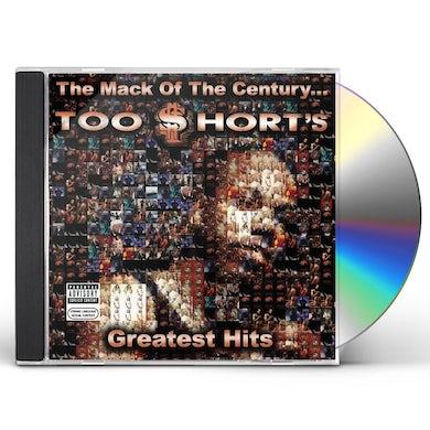 Too $hort MACK OF THE CENTURY: G.H. CD