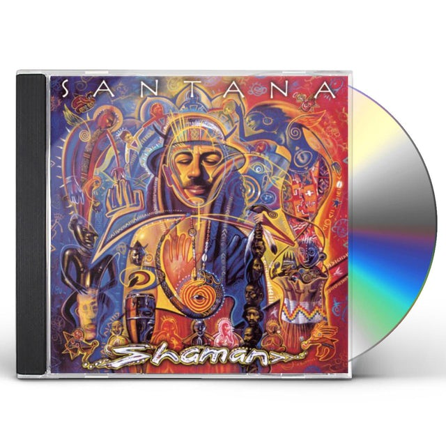Santana SHAMAN (GOLD SERIES) CD
