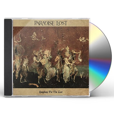 Paradise Lost SYMPHONY FOR THE LOST CD