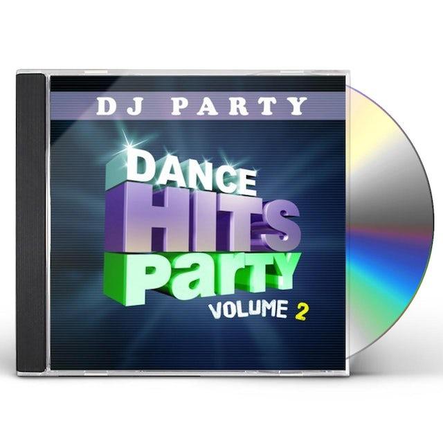 DJ Party DANCE HITS PARTY VOL. 2 CD