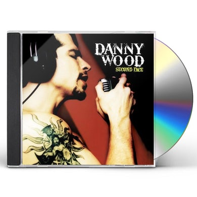 Danny Wood SECOND FACE CD