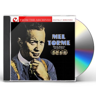 WITH THE MELTONES & ARTIE SHAW: FROM THE ARCHIVES CD