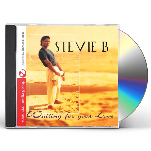 Stevie B. WAITING FOR YOUR LOVE CD