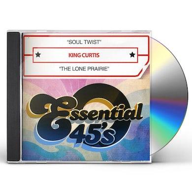 King Curtis SOUL TWIST / LONE PRAIRIE CD
