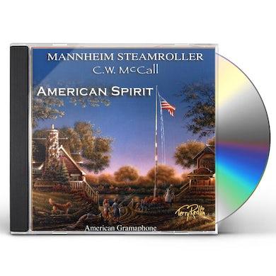 Mannheim Steamroller AMERICAN SPIRIT CD