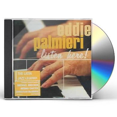 Eddie Palmieri LISTEN HERE CD