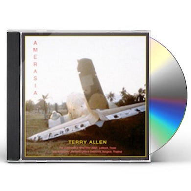 Terry Allen AMERASIA CD