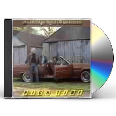 Mike Auldridge HIGH TIME CD