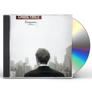 Chris Thile DECEIVER CD