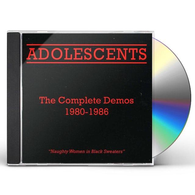 Adolescents COMPLETE DEMOS 1980-1986 CD