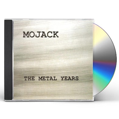 METAL YEARS CD