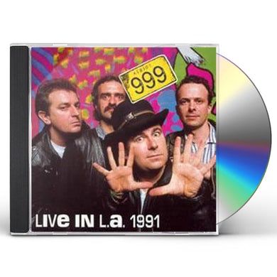 999 LIVE IN LA CD