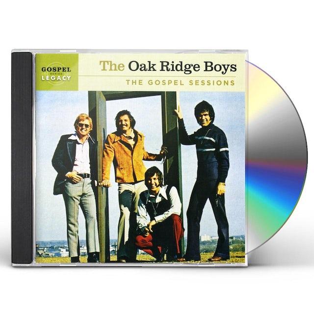 The Oak Ridge Boys GOSPEL SESSIONS CD