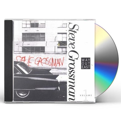 Steve Grossman WAY OUT EAST 1 CD