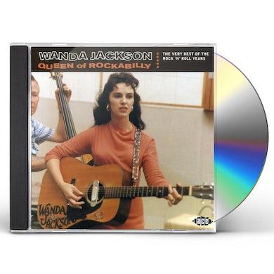 Wanda Jackson QUEEN OF ROCKABILLY CD