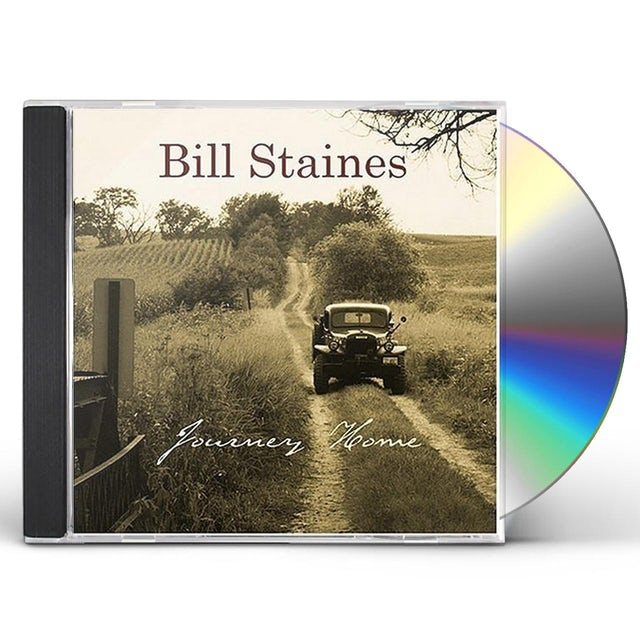 Bill Staines JOURNEY HOME CD