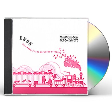 Enon LOST MARBLES & EXPLODED EVIDENCE CD