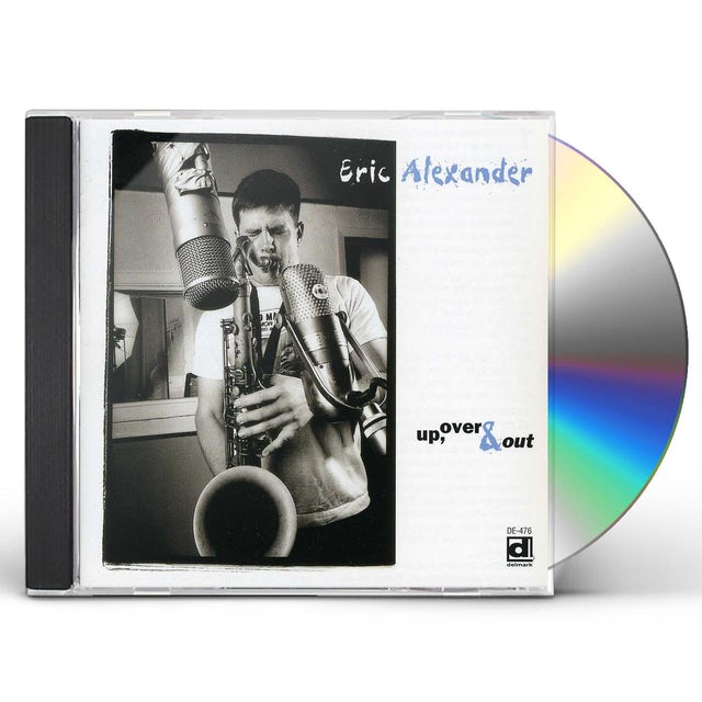 Eric Alexander UP OVER & OUT CD