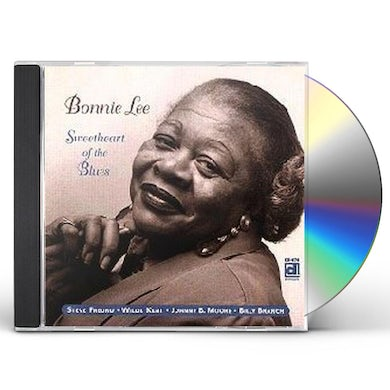 Bonnie Lee SWEETHEART OF THE BLUES CD