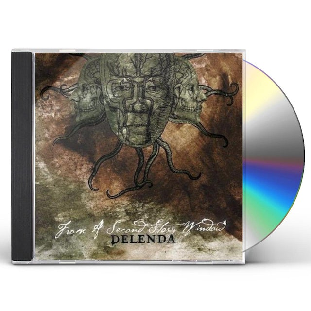 From a Second Story Window DELENDA CD