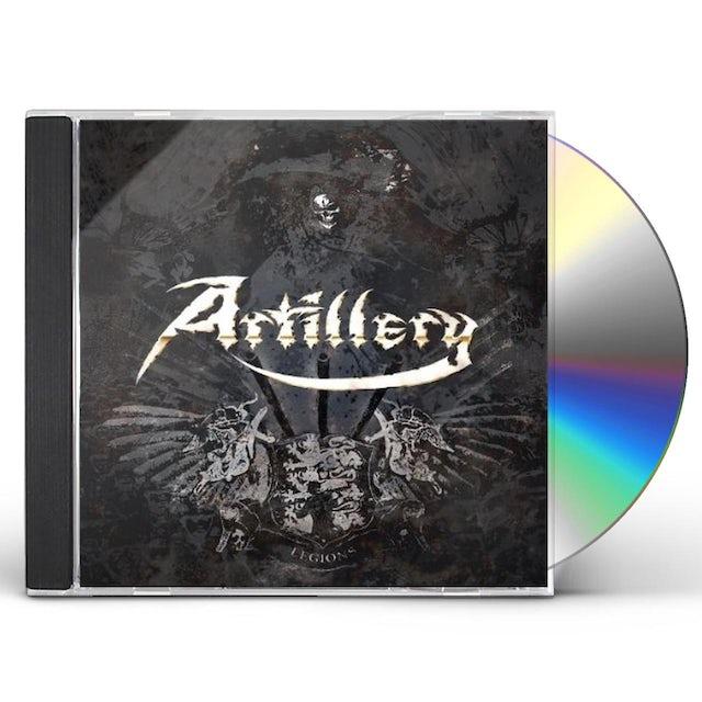 Artillery LEGIONS CD